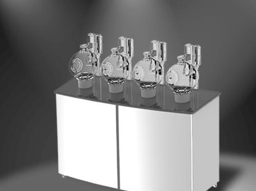Essencio Onyx lottery drawing machine by wintv