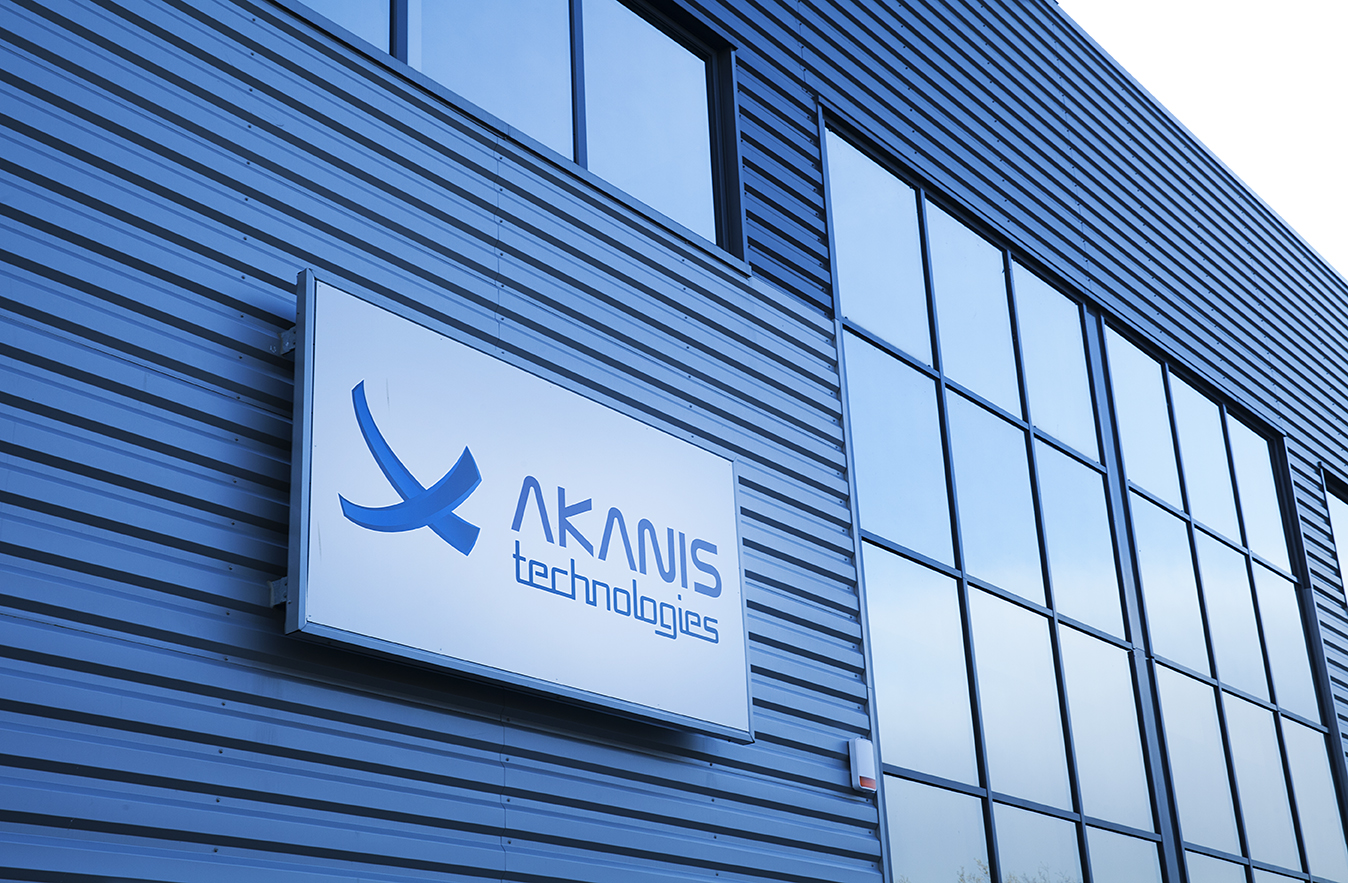 Akanis Technologies Headquarter near Paris France