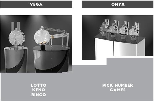 Essencio maquinas de sorteo