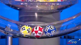 Mercury Lottery Drawing Machine for lotto