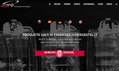 versión rusa del sitio wintv maquinas de sorteo