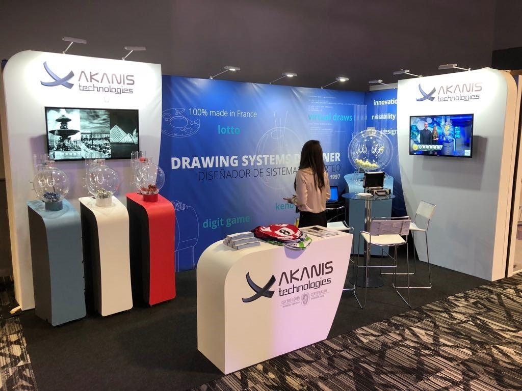 akanis technologies world lottery summit