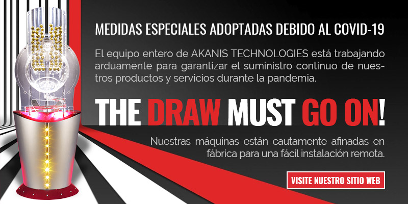 The Draw must go on ES